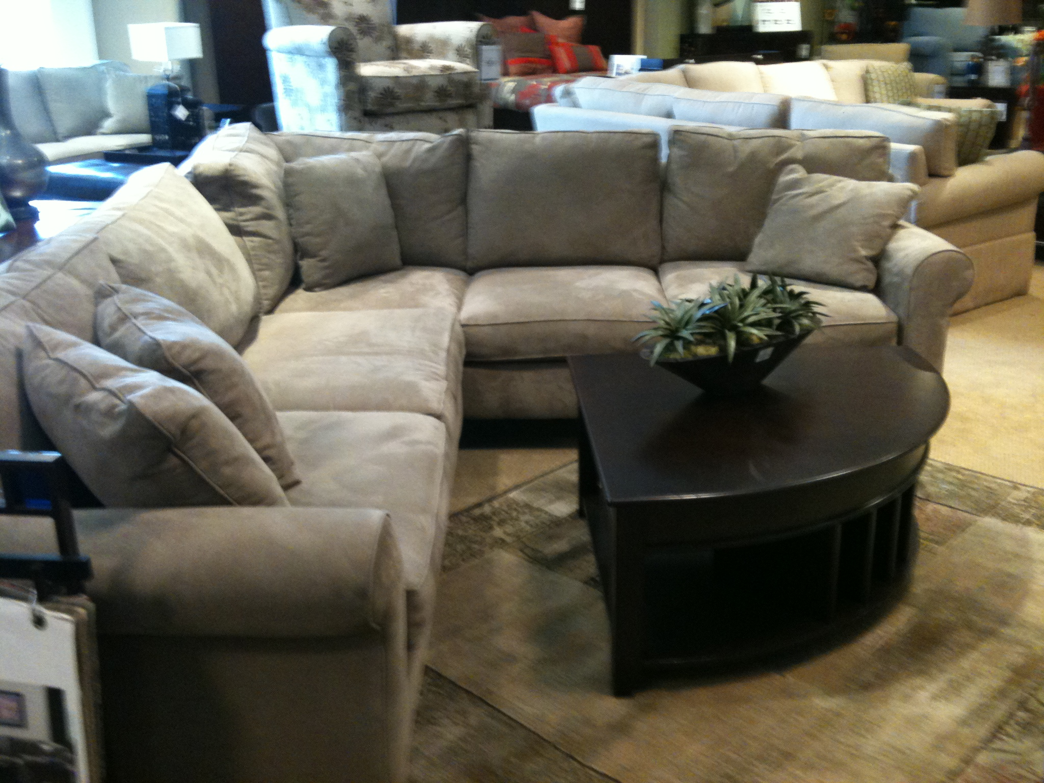 Living Room Furniture Havertys havertys furniture piedmont sectional
