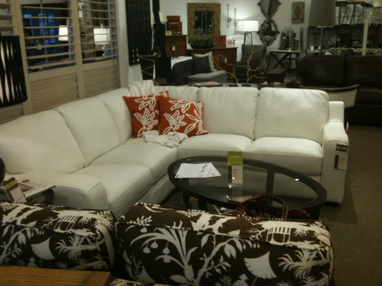 Sectional Sofa | escape from bk