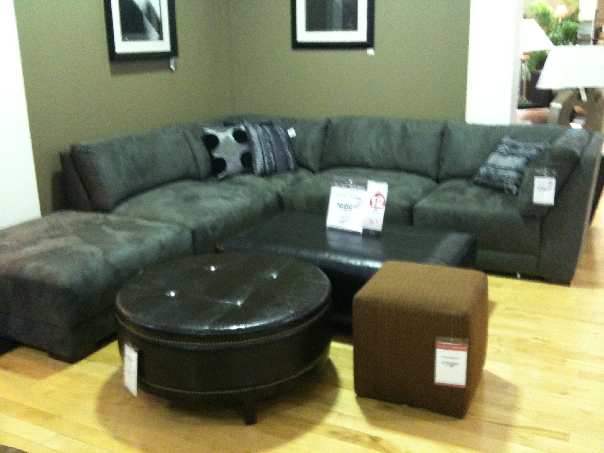 Admirable Sectional Sofa Escape From Bk Onthecornerstone Fun Painted Chair Ideas Images Onthecornerstoneorg