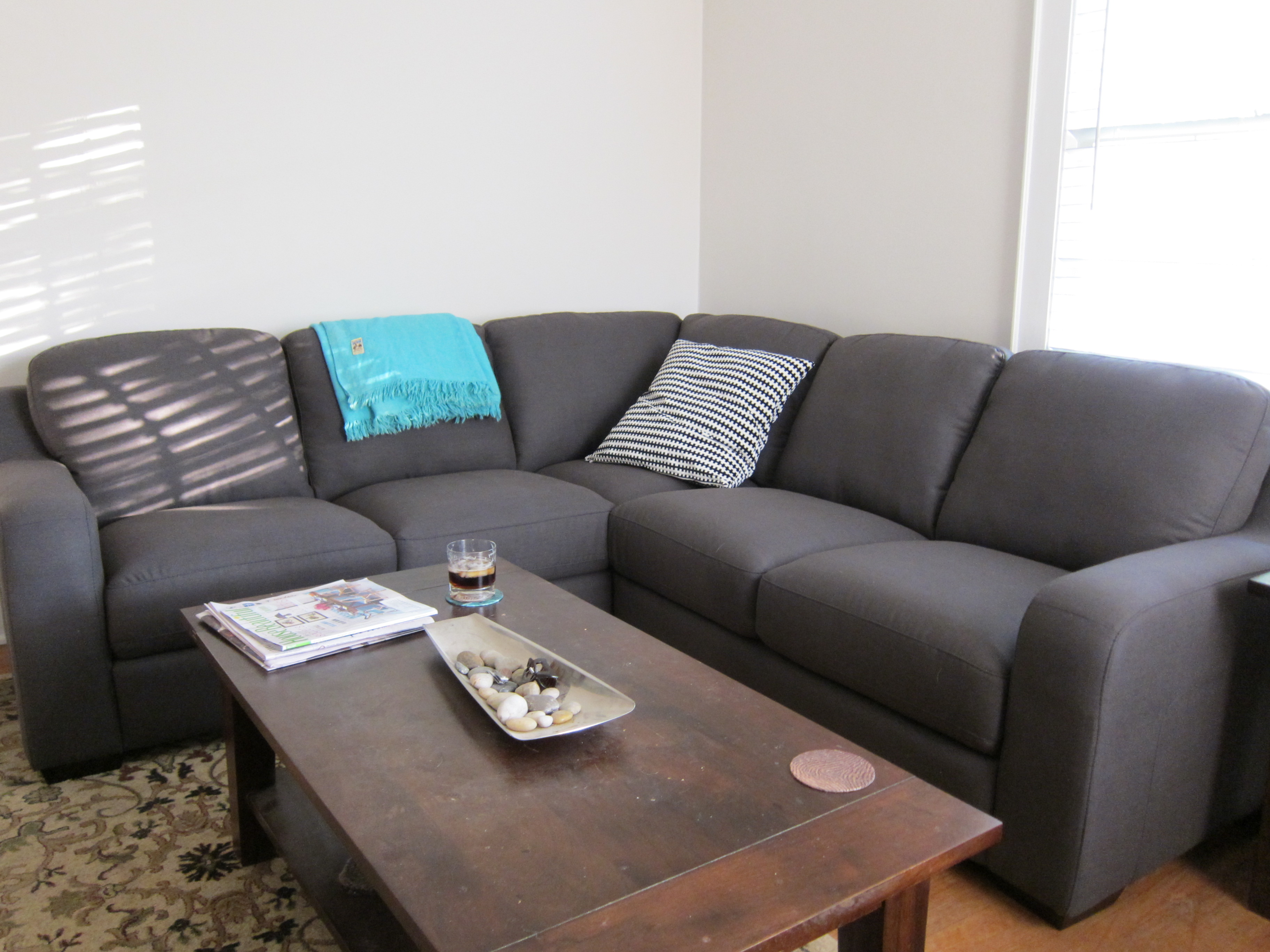 Sectional Sofa In Reality escape from bk