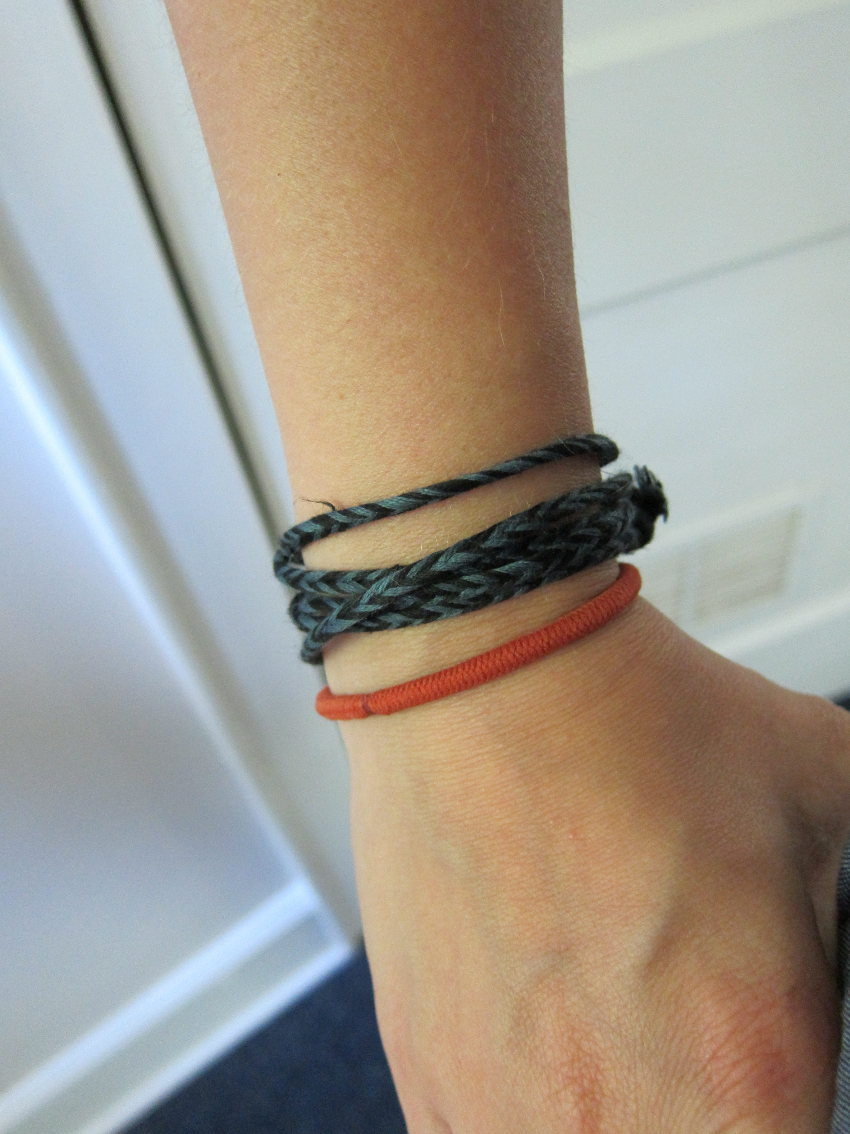 Fishtail Braid Friendship Bracelets | escape from bk