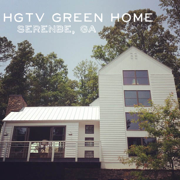 HGTV Green Home in Serenbe, Georgia