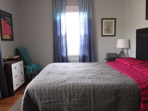 Bedroom March '13